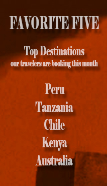 big five tours expeditions luxury travel tours