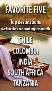 Big Five Tours & Expeditions | Luxury Travel & Tours