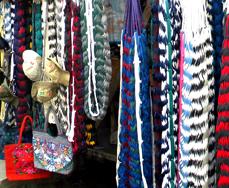 Belize market textiles