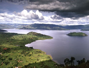 Virunga National Park Rwanda