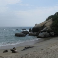 Beach at Tayrona National Park Colombia_7804172136_m