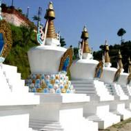 Bhutan Rangjung Lhakhang Chorten