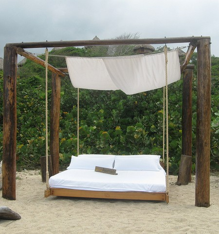 Outside Beds outside bed - home decoration