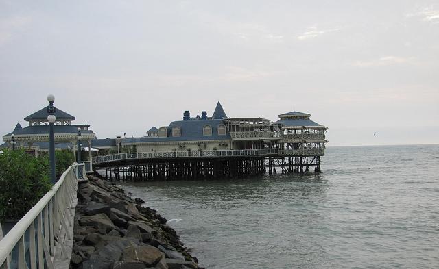 Restaurant Nautica | Big Five Tours