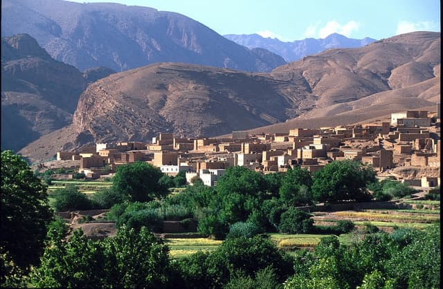 Middle Atlas Mountains | Big Five Tours