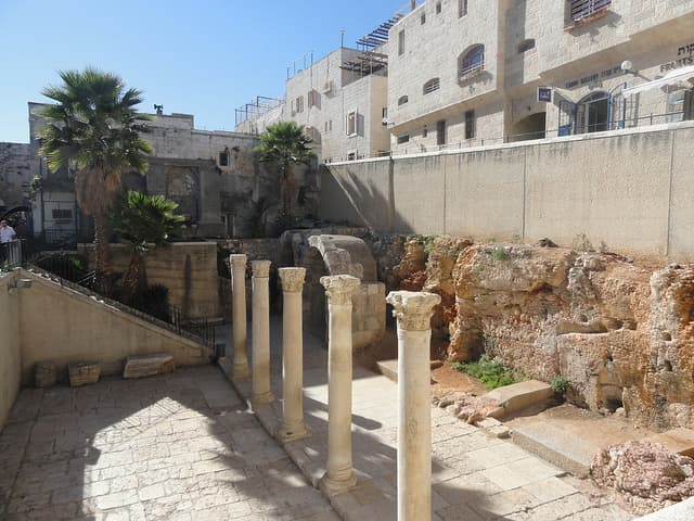 The Cardo-Old City | Big Five Tours