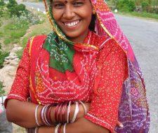 A Rajasthani Woman | Big Five Tours