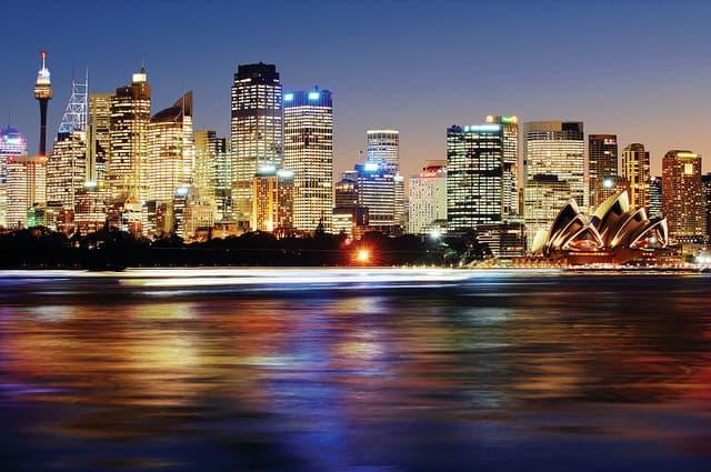 Sydney   Big Five Tours