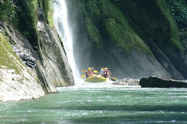 Rafting | Big Five Tours