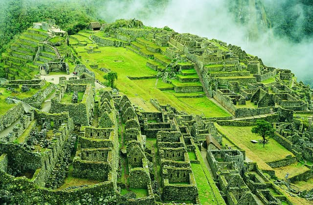 Machu Picchu Lost City of Incas