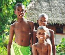 Colombia boys | BIg Five Tours