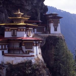 Bhutan-Taktsang-Monastery