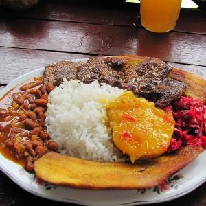 Columbian Meal