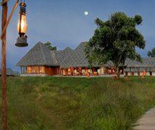 Kabini main building | Big Five Tours