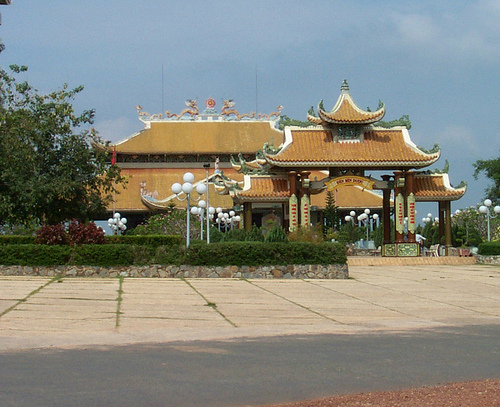 Ben Duoc Temple, Ho Chi Minh City