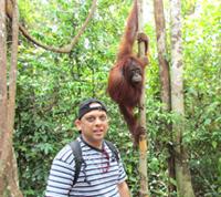 Colin in Indonesia  web