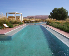 Chile Atacama - Explora pool small