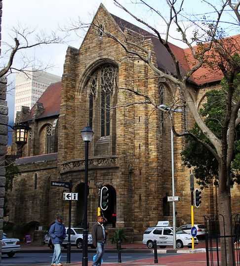 St George's Cathedral, Cape Town, South Africa