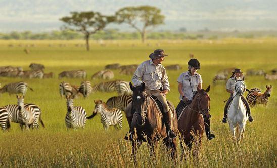 Horseback-safari-tanzania