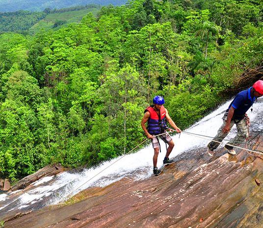 Kitulgala-Waterfall