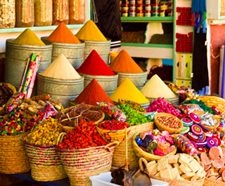 Moroccan Spices | Big Five Tours
