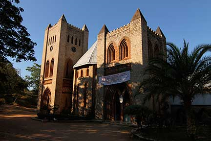 Malawi St Peter Cathedral copy