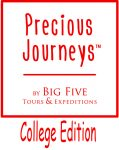 Precious Tours & Journeys - College Edition