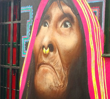 Colombia grafiitti