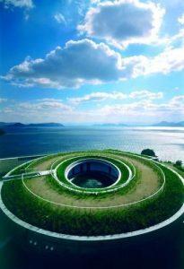 The Island Of Naoshima