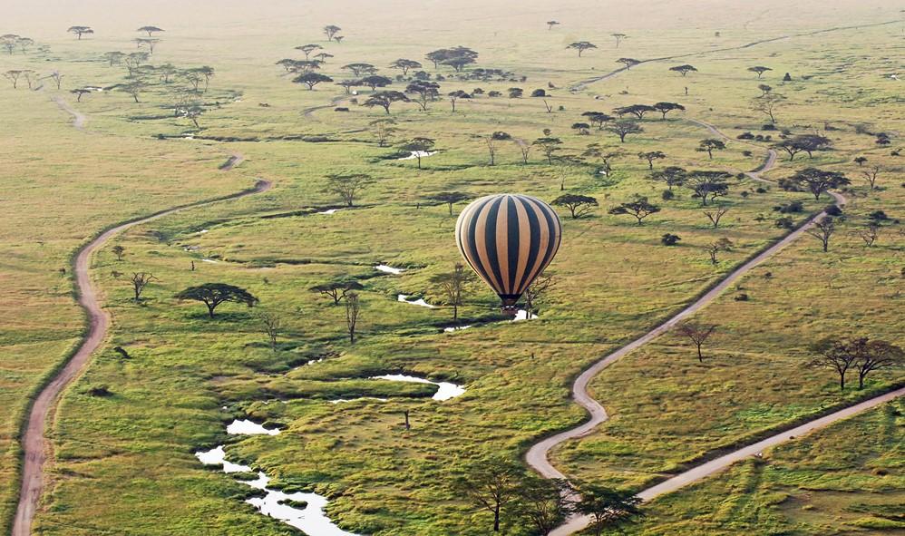 Tanzania Ballon Tours Northern Higlights